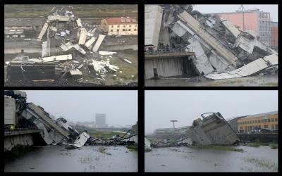 Κατάρρευση γέφυρας στη Γένοβα: Στους 35 οι νεκροί, φόβοι για περισσότερους