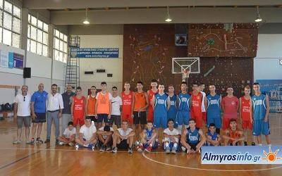 """Με επιτυχία το 1ο Παιδικό τουρνουά μπάσκετ """"Καππαδοκια"""" (φωτο)"""