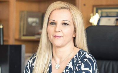 Η Υποψήφια Περιφερειακή σύμβουλος Δωροθέα Κολυνδρίνη στην TRT
