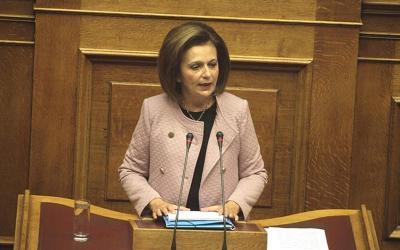 Παραιτήθηκε η Μ. Χρυσοβελώνη από τους Ανεξάρτητους Έλληνες - Η επιστολή παραίτησης