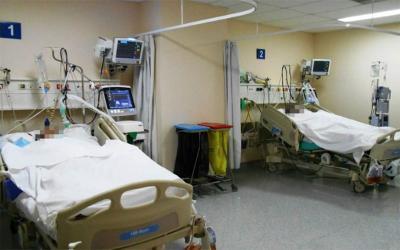 Μαγνησία: Θάνατος 66χρονου από κορονοϊό στο Νοσοκομείο Βόλου