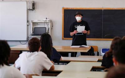Μαγνησία: 53 νέα κρούσματα κορωνοϊού στα σχολεία