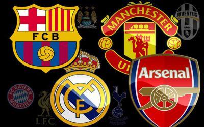 Οι 20 πλουσιότερες ποδοσφαιρικές ομάδες του κόσμου