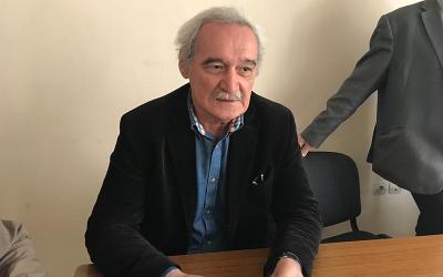 Τον Αλμυρό επισκέφθηκε ο ευρωβουλευτής της Λαϊκής Ενότητας Νίκος Χουντής