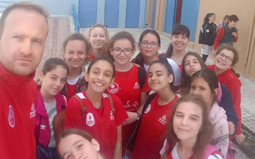 Πρώτη νίκη για κορασίδες, ήττα για την παιδική ομάδα των Τιτάνων
