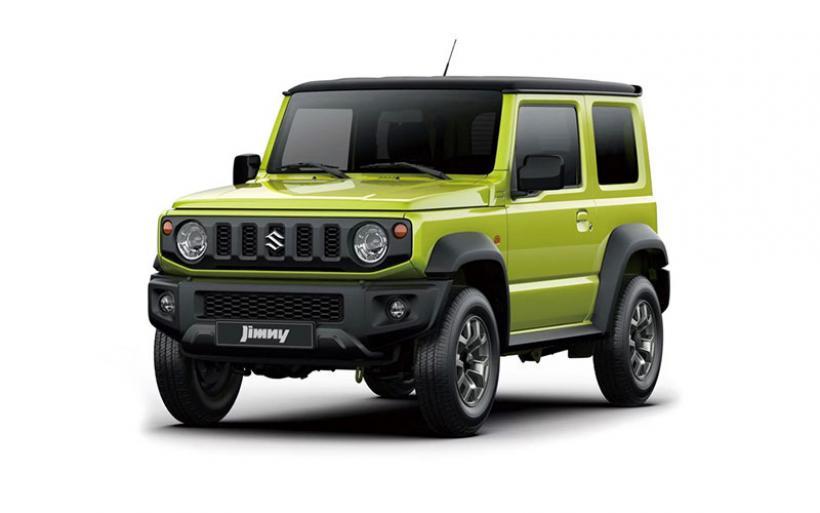 Οι επίσημες εικόνες του νέου Suzuki Jimny