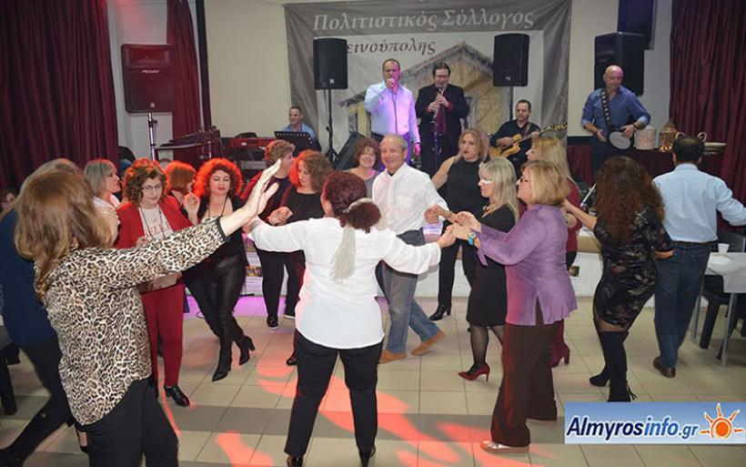 Με επιτυχία η εκδήλωση του Πολιτιστικού για το Ευξεινουπολίτικο κρασί (βίντεο&φωτο)