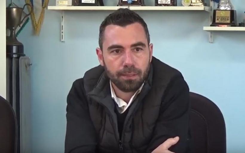 Συνεχίζει στον Γ.Σ. Αλμυρού ο προπονητής Αλ. Κούρτογλου