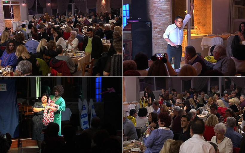 Η τρελοπαρέα της Νέας Αγχιάλου προσέφερε άφθονο γέλιο και πολύ κέφι (βίντεο&φωτο)