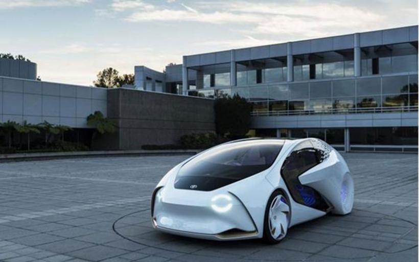 Toyota Concept-i: Το μέλλον λέει παρόν