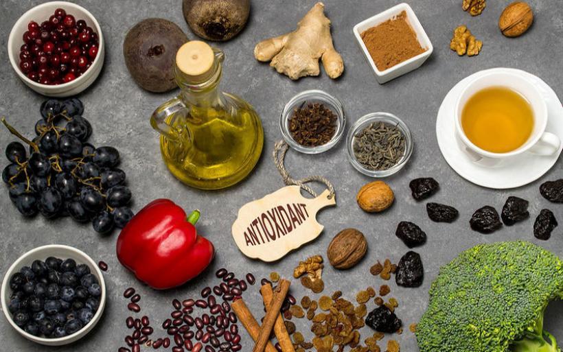 Πώς ωφελείτε το σώμα σας όταν τρώτε πολλά αντιοξειδωτικά