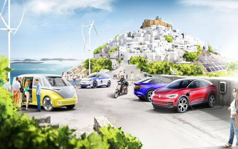 e-Αστυπάλαια – Επιδότηση 9 εκατ. ευρώ για ηλεκτρικά αυτοκίνητα