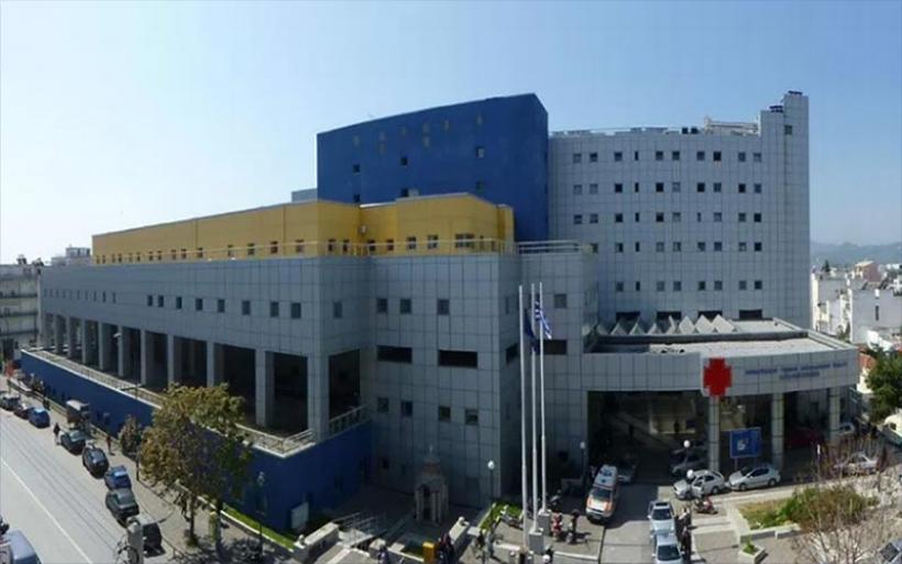 Νοσοκομείο Βόλου: «Γέμισε» πάλι η ΜΕΘ Covid- Κατειλημμένες και οι οκτώ κλίνες