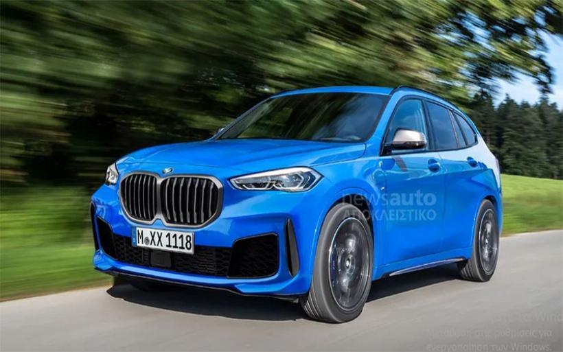 BMW X1: Επιτέλους, έρχεται και είναι ολοκαίνουργια – Πόσο θα κοστίζει;