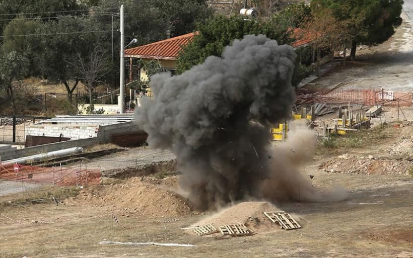 Βόλος: Βλήμα του Στρατού σκότωσε κοπάδι με πρόβατα στις Γλαφυρές