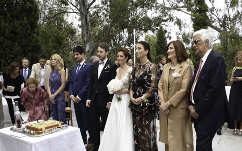 Παντρεύτηκε ο γιος της Έλλης Στάη: Η αμήχανη στιγμή στον γάμο του!