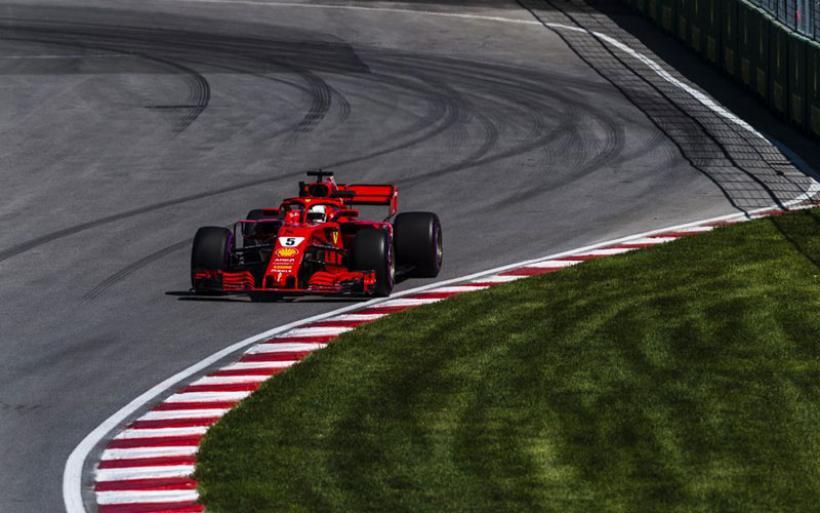 GP Καναδά: Άνετη νίκη Vettel