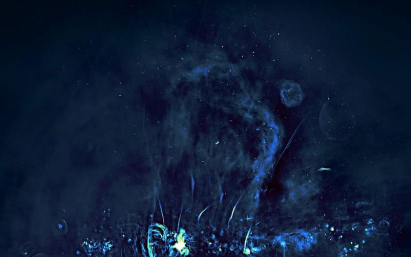 Εντυπωσιακή ανακάλυψη: Γιγάντιες «φυσαλίδες» εκπέμπουν ραδιοκύματα στο κέντρο του γαλαξία