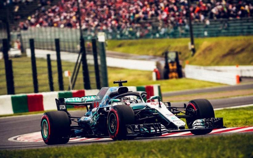 GP Ιαπωνίας: Ο Hamilton νίκησε ξανά, περισσότερο δράμα για τον Vettel