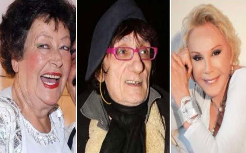 Αγαπημένοι Ελληνες και αγαπημένες ελληνιδες ηθοποιοί που έφυγαν το 2017