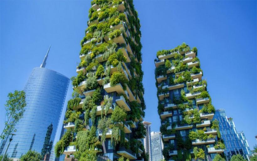 Το Κάθετο Δάσος στο Μιλάνο: Πώς οι πανύψηλες πολυκατοικίες με τα εκατοντάδες δέντρα άλλαξαν την πόλη