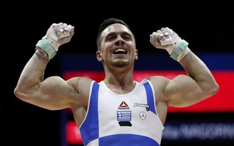Αήττητος Πετρούνιας - Για 4η φορά πρωταθλητής Ευρώπης στους κρίκους