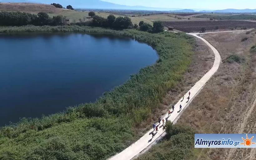 Στηρίζει τον 5ο αγώνα αντοχής Αλμυρός – Ζερέλια ο δήμος Αλμυρού