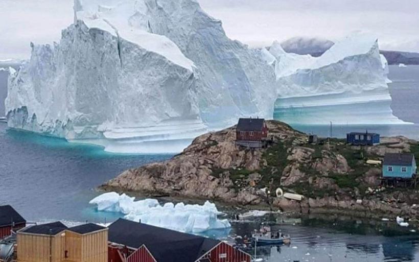 Νέο καμπανάκι για την κλιματική αλλαγή -Οι ωκεανοί θα «φουσκώσουν» δύο μέτρα έως το 2100