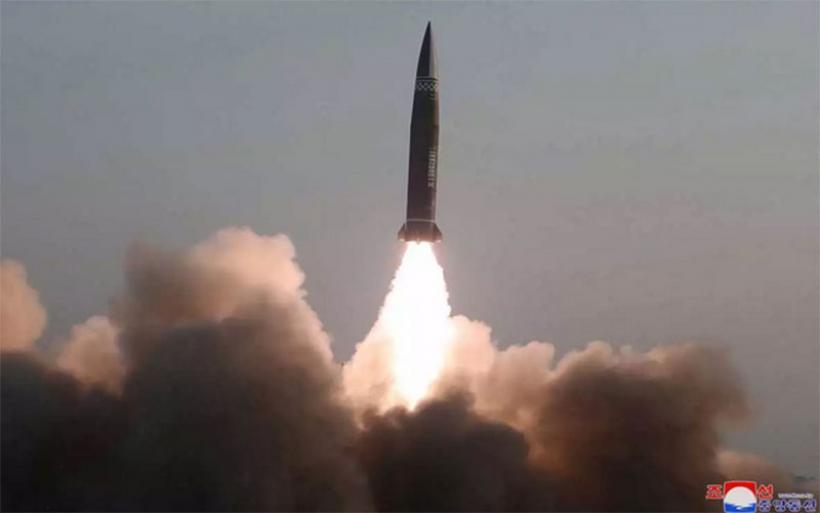 Νότια Κορέα και Ιαπωνία για εκτόξευση βαλλιστικών πυραύλων από την Πιονγκγιάνγκ