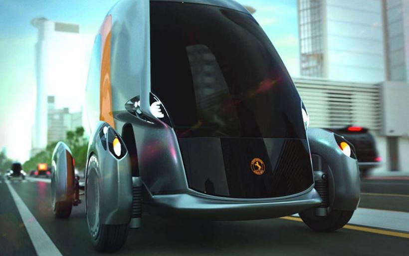 Continental Bee: Το μέλλον των city cars
