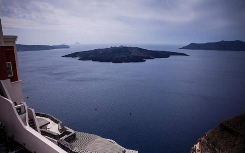 Γιατί η NASA βάζει στο μικροσπόπιο το υποθαλάσσιο ηφαίστειο Κολούμπος στη Σαντορίνη