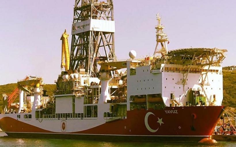 Οι Τούρκοι βγάζουν και το δεύτερο γεωτρύπανο - Δείτε βίντεο με το Γιαβούζ