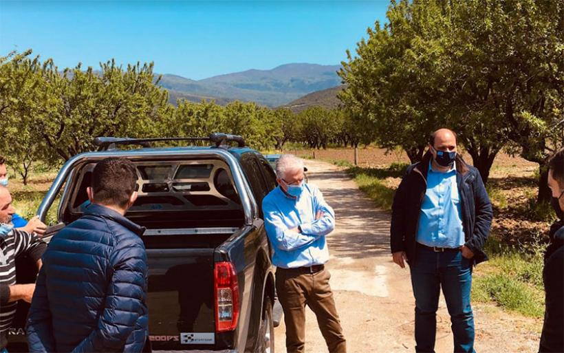 Χρ. Τριαντόπουλος: Τροπολογία για χρηματοδότηση ΕΛΓΑ και χορήγηση προκαταβολής στους αγρότες που επλήγησαν από τον παγετό