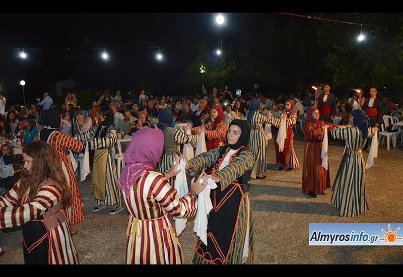 Επιτυχημένος ο χορός του Συλλόγου Καππαδοκών Αργιλοχωρίου (βίντεο&φωτο)
