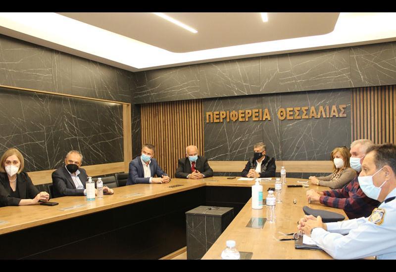 Ματαιώνονται οι παρελάσεις στη Θεσσαλία με απόφαση του Περιφερειάρχη  Κ. Αγοραστού και με τη σύμφωνη γνώμη των φορέων