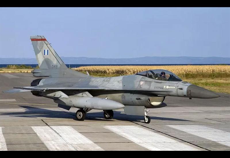 Στην αεροπορική βάση της Ν. Αγχιάλου η αναβάθμιση των F-16 Block 50