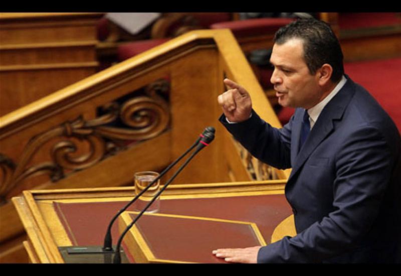 Αναπληρωτής Κοινοβουλευτικός Εκπρόσωπος ο Χρήστος Μπουκώρος